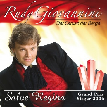 Rudy Giovannini - Salve Regina CD