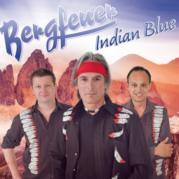 Bergfeuer - Indian Blue CD