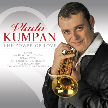 Vlado Kumpan  - The Power Of Love CD