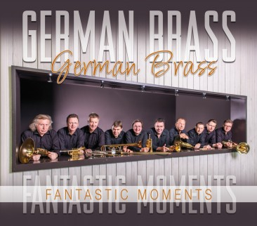 German Brass - Fantastic Moments CD