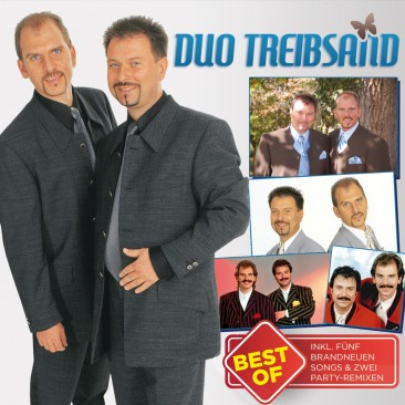 Duo Treibsand - Best Of CD