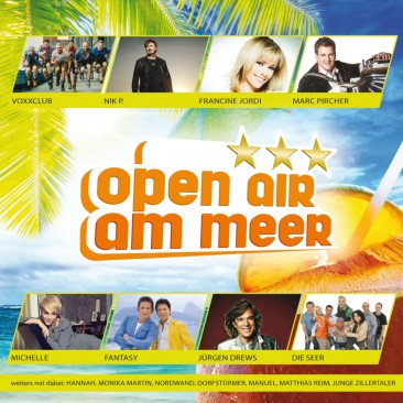 Open Air am Meer 2015 CD