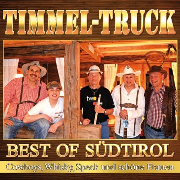 Timmeltruck - Best Of Südtirol CD
