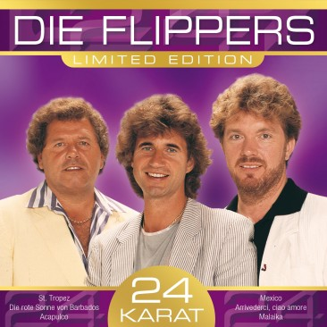 Die Flippers - 24 Karat - Limited Edition 2er-CD