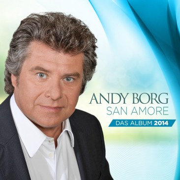 Andy Borg - San Amore CD