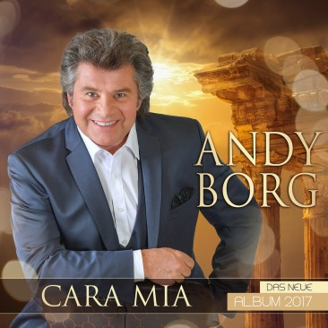 Andy Borg - Cara Mia CD