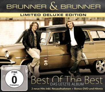 Brunner & Brunner - Best Of The Best - Das letzte Album - Limited Deluxe Edition CD+DVD