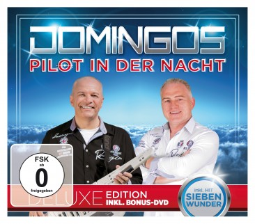 Domingos - Pilot in der Nacht - Deluxe Edition CD+DVD