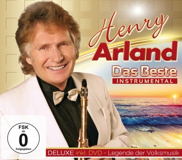 Henry Arland - Das Beste - Instrumental - Deluxe Edition CD+DVD