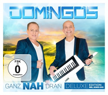 Domingos - Ganz nah dran - Deluxe Edition CD+DVD
