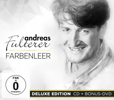 Andreas Fulterer - Farbenleer - Deluxe Edition CD+DVD