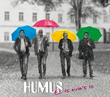 Humus - Es is wie's is CD