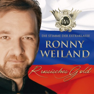 Ronny Weiland - Russisches Gold CD