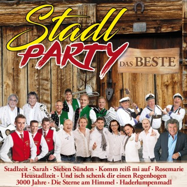Stadlparty - Das Beste - 30 Stadlhits 2er-CD
