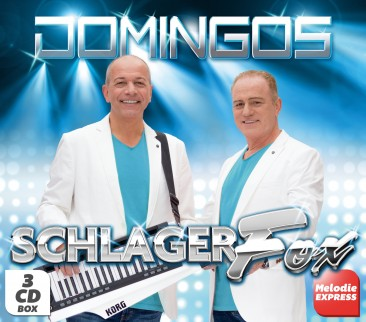 Domingos - Schlager Fox 3er-CD