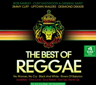 The Best Of Reggae 4er-CD