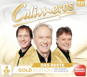 Calimeros - Das Beste - Gold-Edition 4er-CD