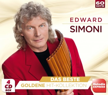 Edward Simoni - Das Beste - Goldene Hit-Kollektion 4er-CD