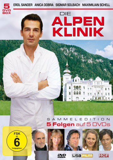 Die Alpenklinik - Sammeledition 5er-DVD