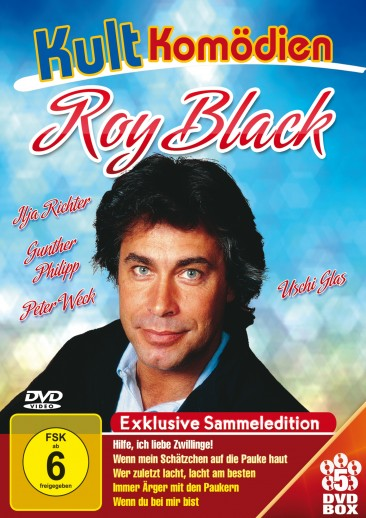 Kultkomödien - Roy Black - Sammeledition 5er-DVD