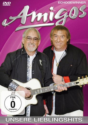 Amigos - Unsere Lieblingshits DVD
