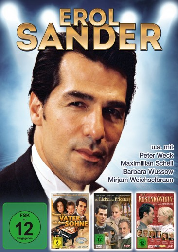 Erol Sander - Sammeledition 3er-DVD