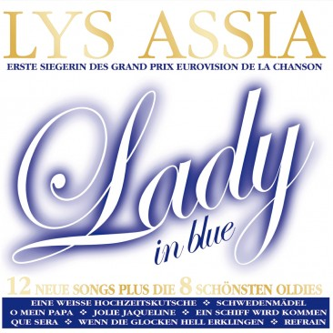 Lys Assia - Lady in Blue CD