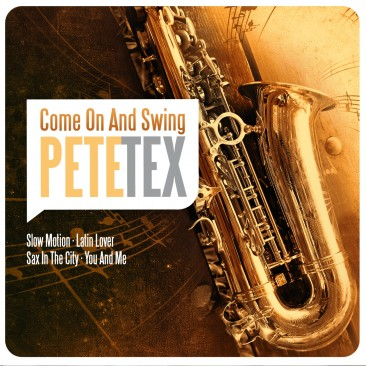 Pete Tex - Come On And Swing CD