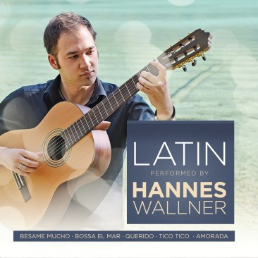 Hannes Wallner - Latin CD