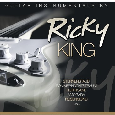Ricky King - Guitar Instrumentals CD