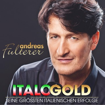 Andreas Fulterer - Italo Gold CD