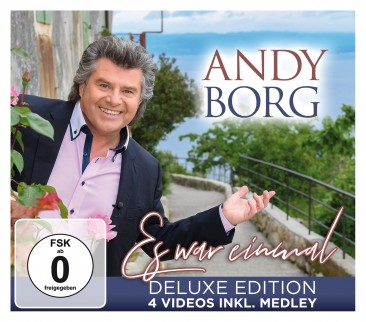 Andy Borg - Es war einmal - Deluxe Edition CD & DVD