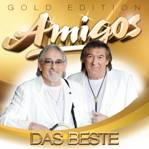 Amigos - Das Beste - Gold-Edition CD