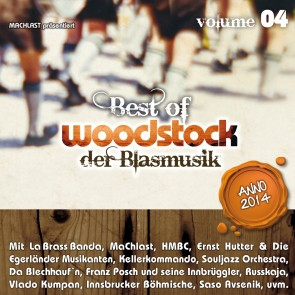 Woodstock der Blasmusik - Vol. 4 2er-CD