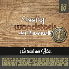 Best Of Woodstock der Blasmusik - Vol. 7 2er-CD
