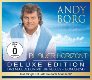 Andy Borg - Blauer Horizont - Deluxe Editon CD+DVD