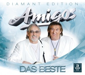 Amigos - Das Beste - Diamant Edition 3er-CD