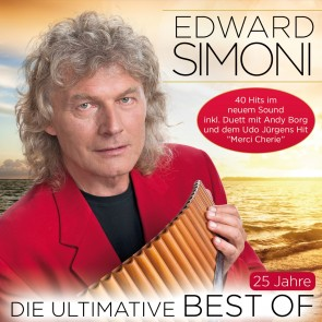 Edward Simoni - Die ultimative Best Of 2er-CD