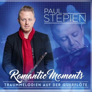 Paul Stepien - Romantic Moments - Traummelodien auf der Querflöte CD
