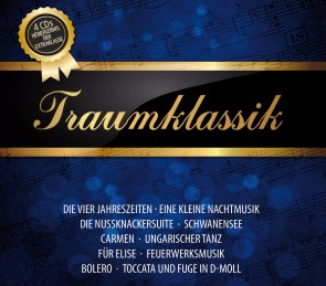 Traumklassik 4er-CD