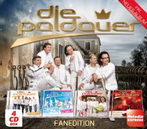 Die Paldauer - Fanedition 4er-CD