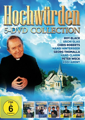 Hochwürden - 5-DVD-Collection 5er-DVD