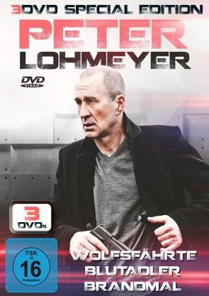 Peter Lohmeyer - Special Edition  3er-DVD