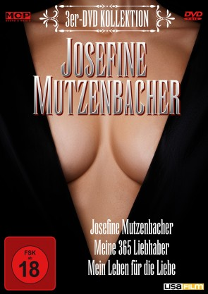 Josefine Mutzenbacher - 3-DVD-Kollektion 3er-DVD