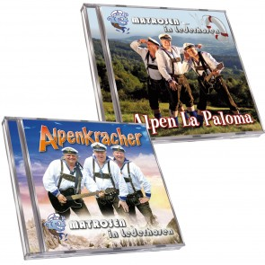 Matrosen in Lederhosen - Fanpaket | Set
