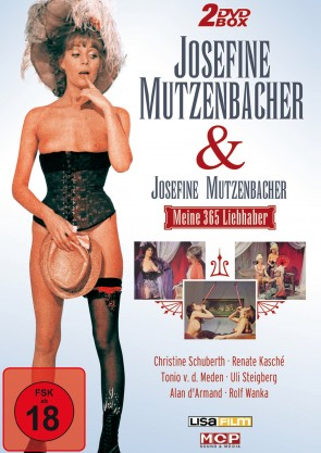 Josefine Mutzenbacher 2er-DVD