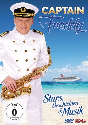 Captain Freddy - Stars, Geschichten & Musik DVD