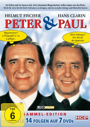 Peter & Paul Sammel-Edition 7er-DVD