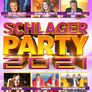 Schlager Party 2021 CD