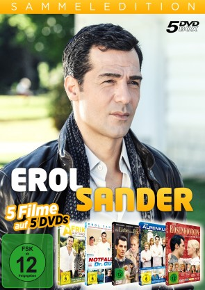 Erol Sander - Sammeledition 5DVD